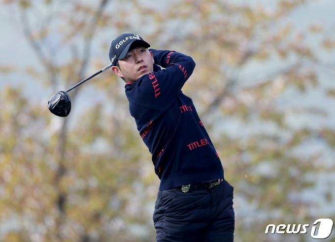 [사진] 김동은 '드라이버 티샷'