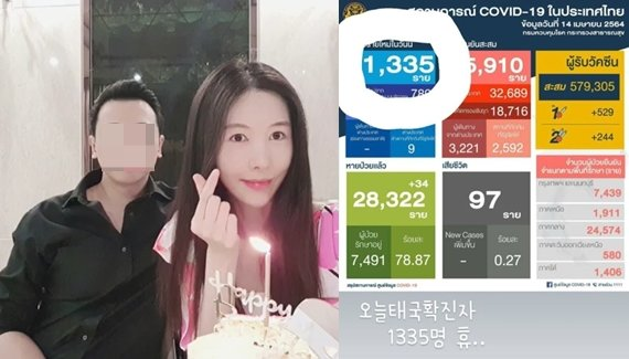 배우 신주아와 그의 남편/사진=신주아 인스타그램