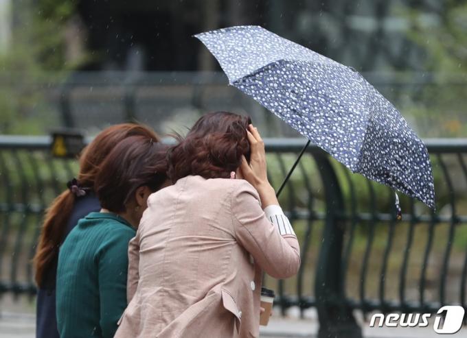 [내일 날씨]비 오는 금요일…