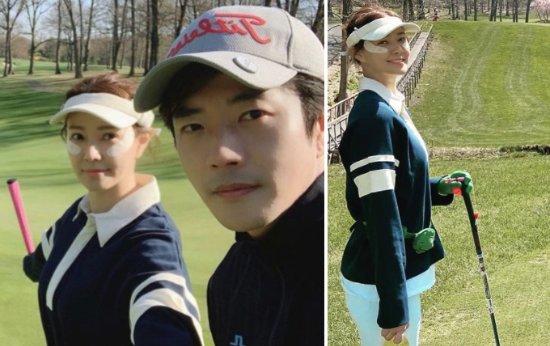 /사진=배우 손태영 인스타그램