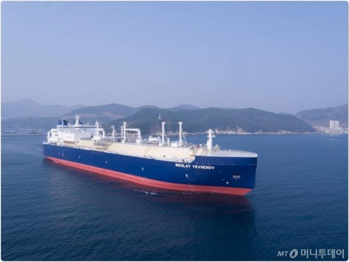 절대 강자 韓조선 LNG선…러시아·카타르 발주 곧 나온다