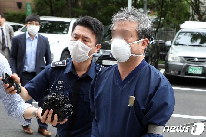 검찰 '라임 로비창구' 의혹 이강세에 징역 8년 구형