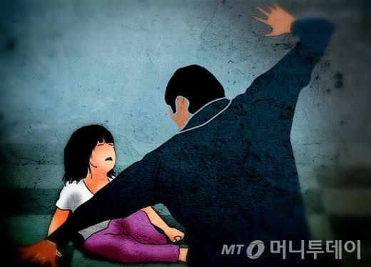 인천 모텔서 생후 2개월 딸 학대한 친부 구속…
