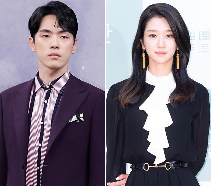 배우 김정현, 서예지/사진=머니투데이 DB, tvN 제공