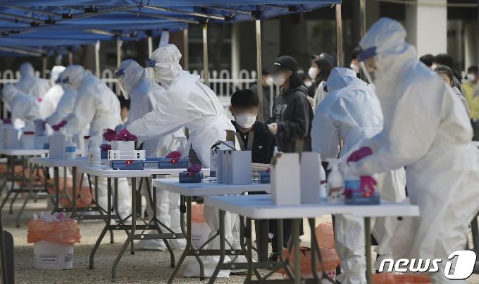 울산서 가족 감염으로 확진자 3명 추가…누적 1410명