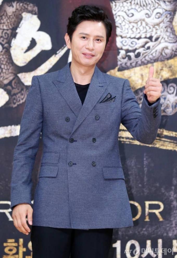 배우 김민종 /사진=머니투데이 DB