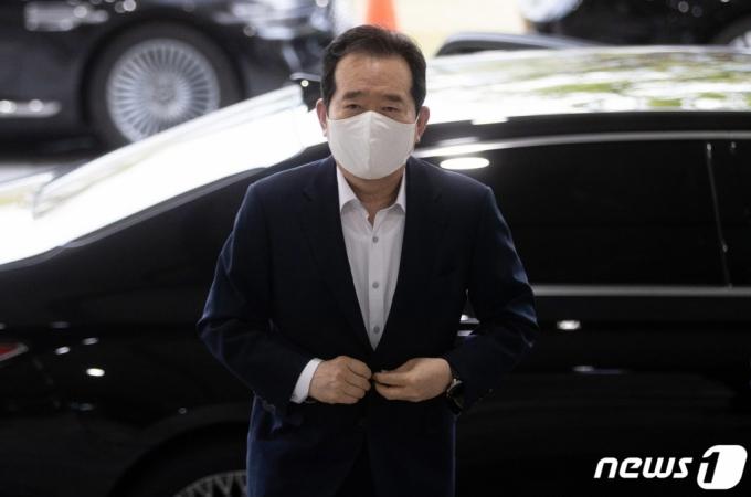[속보]정 총리