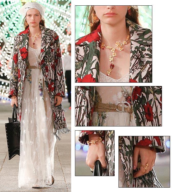 크리스찬 디올 2021 리조트 컬렉션/사진=디올(Dior)