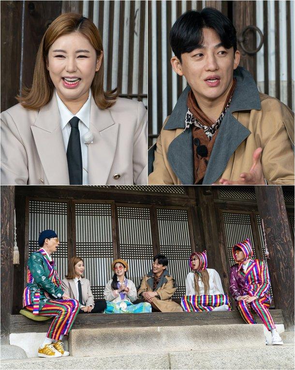 가수 송가인, 신승태/사진제공=KBS