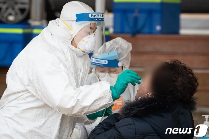 강릉서 4명 신규 확진…지인과 접촉 감염 추정