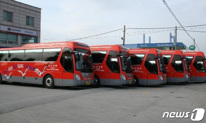 예산군, 전세버스 운수종사자에 재난지원금 70만원 첫 지원
