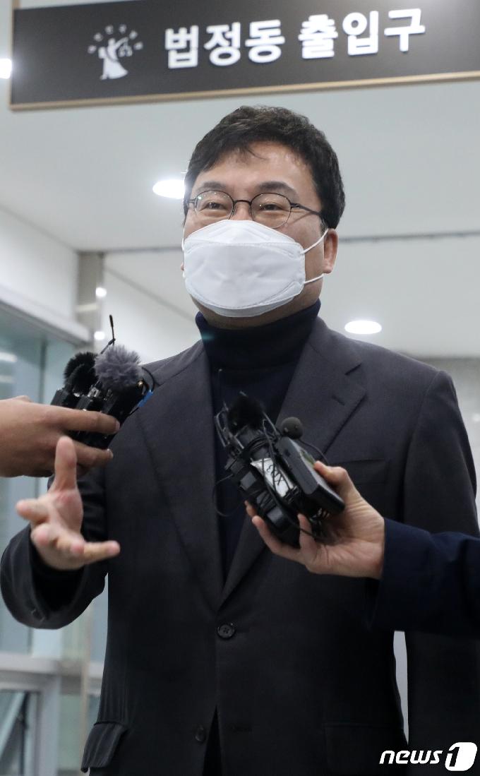 [사진] '답변하는 이상직 의원'