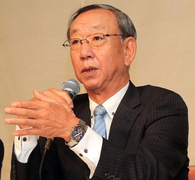 일본 야구 해설가 호리우치 쓰네오씨./사진=스포니치 아넥스 홈페이지 캡처
