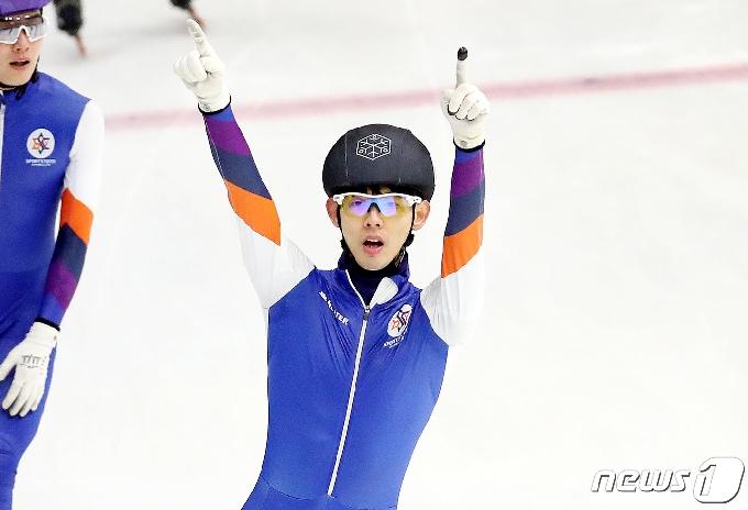[사진] 3000m도 우승한 이정수