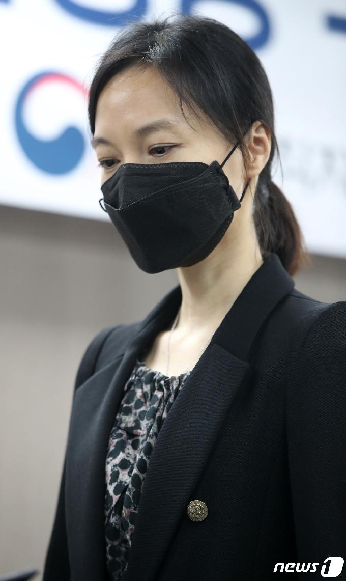 [사진] 고위공직자범죄수사처 검사 임명된 김수정