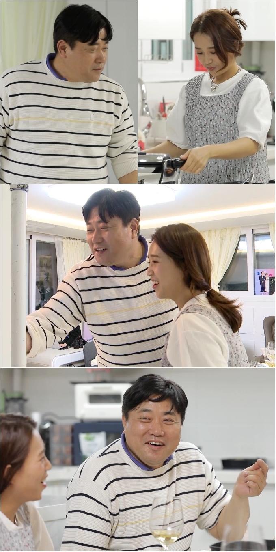 '살림남2' 양준혁♥박현선 첫 집들이…호된 새신랑 신고식