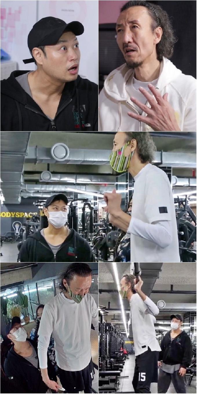 '당나귀귀' 양치승, 한기범 몸짱 만들기 프로젝트 돌입