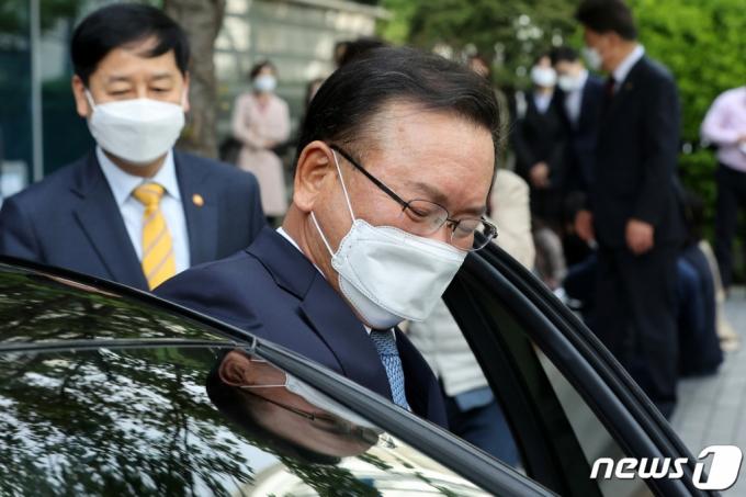 김부겸 총리 후보자, 18일부터 인사청문회 '본격 준비'