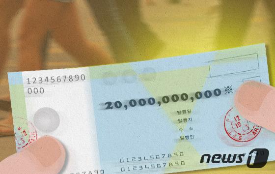 영화관서 1억2000만원 수표 발견…경찰