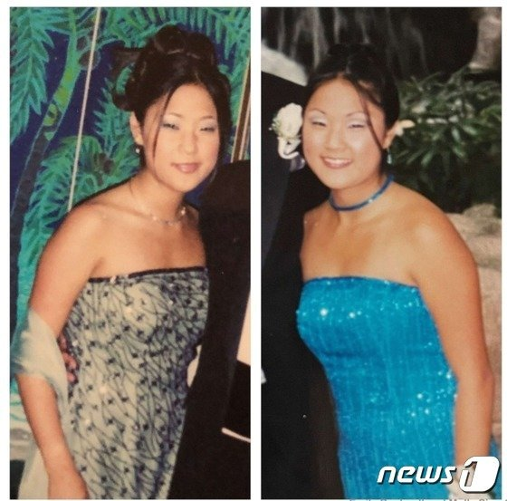 어린 시절 각자 다른 가정으로 입양된 한국계 미국인 일란성 쌍둥이 자매가 36년 만에 재회한 사연이 공개됐다. /사진=뉴스1