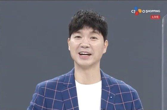 /사진=CJ오쇼핑 방송화면