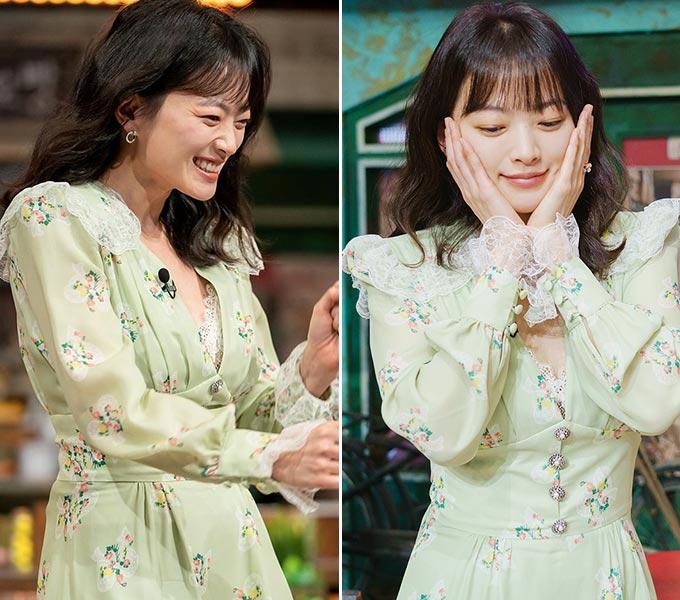 배우 천우희/사진=tvN '놀라운 토요일' 인스타그램, 나무액터스 제공