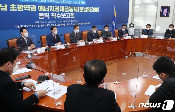 광주·전남 '초광역협력사업' 공동 발굴…지역 미래 견인(종합)