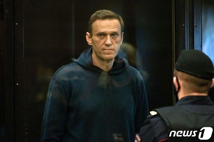 러시아의 반정부 지도자 알렉세이 나발니. © AFP=뉴스1