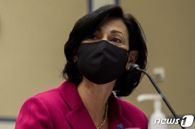 로셸 월렌스키 미국 질병통제예방센터(CDC) 국장 © AFP=뉴스1