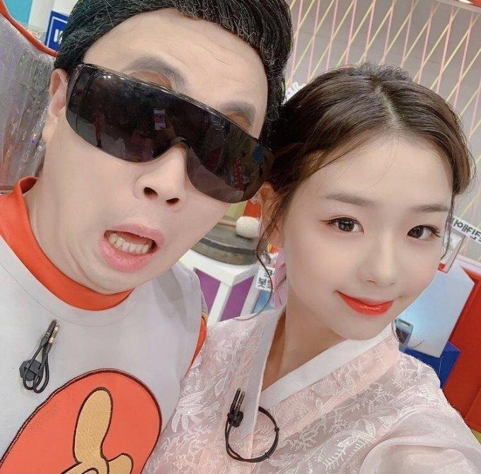 사진=김채연 인스타그램