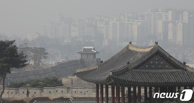 경기도 '미세먼지 계절관리제' 시행으로 초미세먼지 15% 개선
