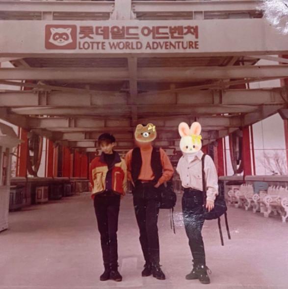 하리수, 父 유품 정리…'우월 비율' 고3 시절 사진 공개
