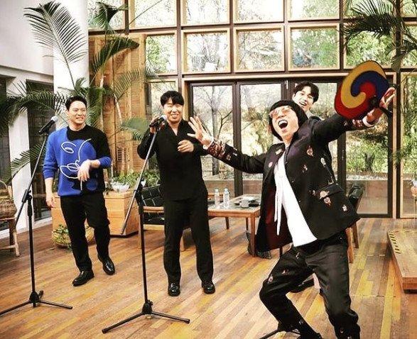 MBC, 김용준 인스타그램 캡처 © 뉴스1
