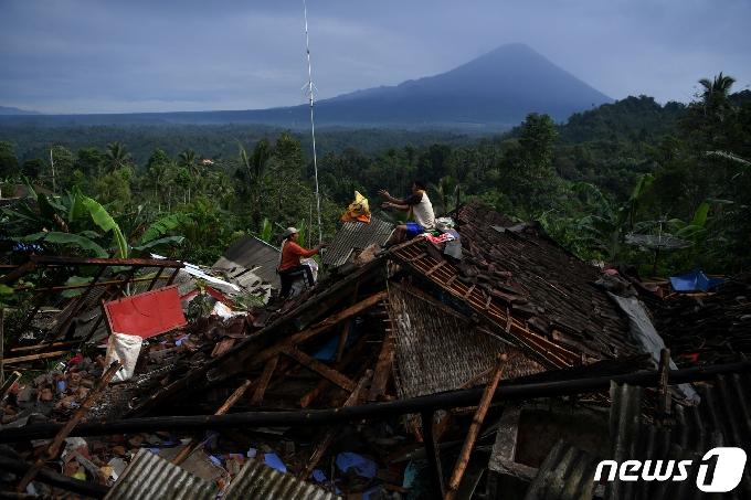 """""""인도네시아서 규모 5.9 지진 발생""""-EMSC"""