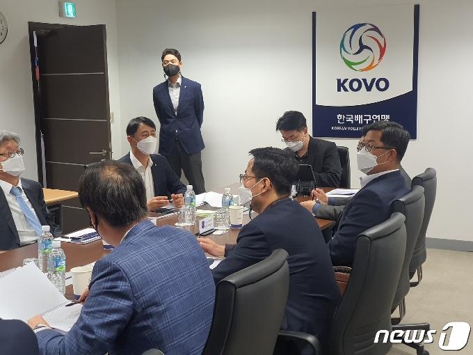 여자배구 제7구단 탄생하나…KOVO, 이사회 열고 최종 승인 논의