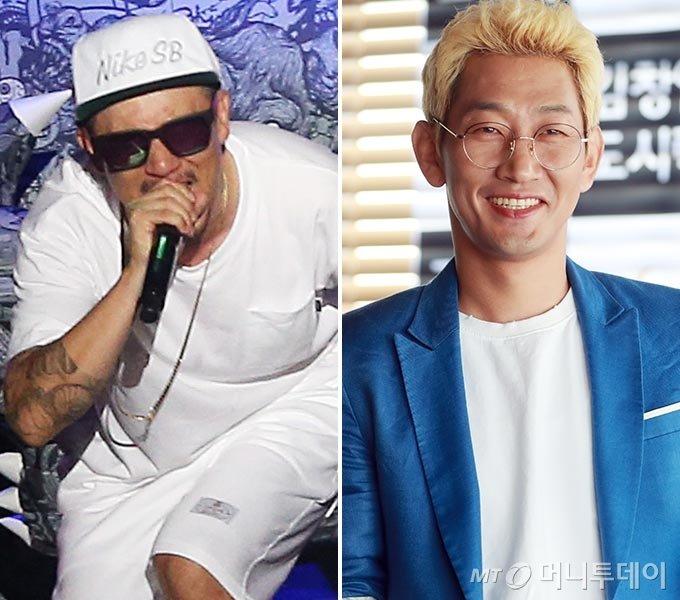 그룹 DJ DOC 이하늘, 김창열/사진=머니투데이 DB