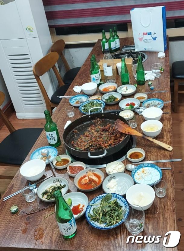 '사적 모임금지 위반' 인천시의원·공무원 5명 과태료 처분