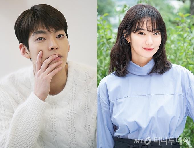 '찐 커플' 로맨스 보나?…김우빈♥신민아, 노희경 신작 캐스팅