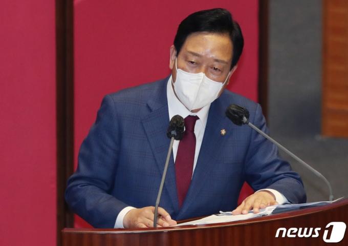 김선교, 후쿠시마 오염수 대응