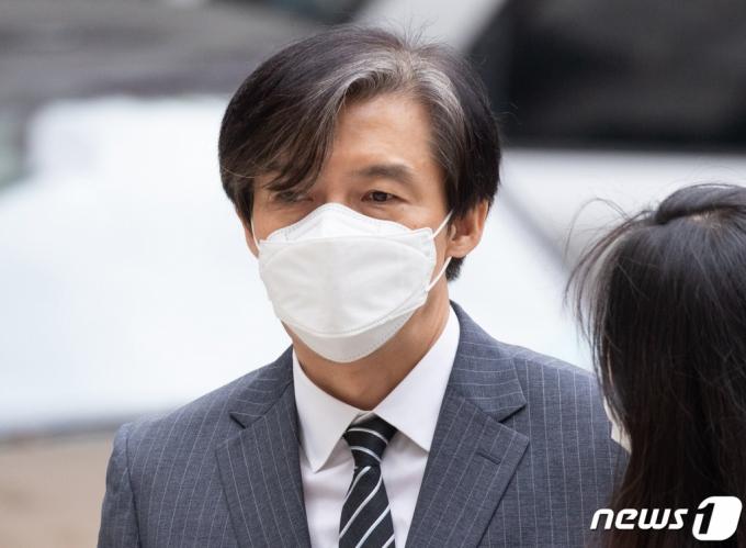 '조국 재판' 담당하는 형사합의21부에 마성영 부장판사