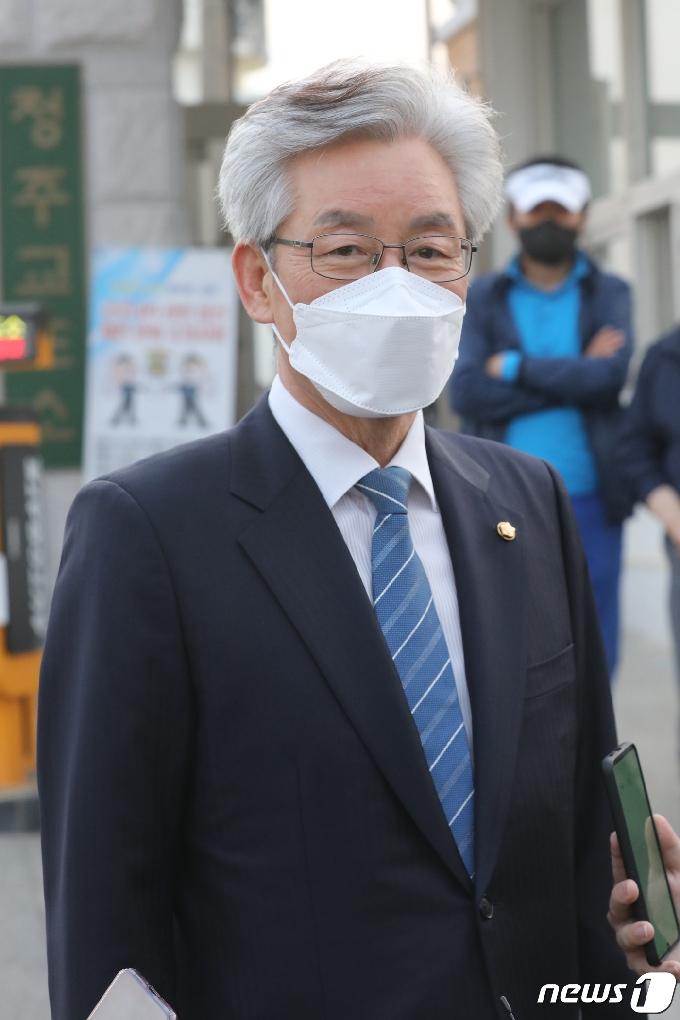 [사진] 정정순 의원 구속 168일 만에 석방