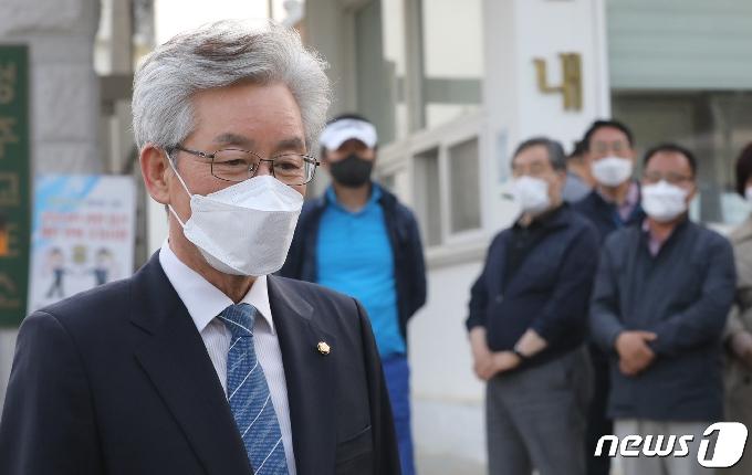 [사진] 168일만에 석방된 정정순 의원