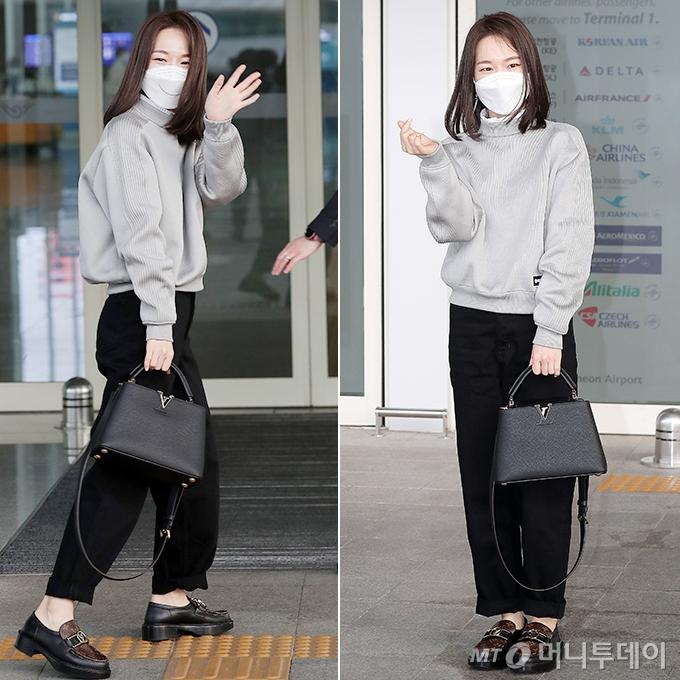 배우 한예리 /사진=김창현 기자