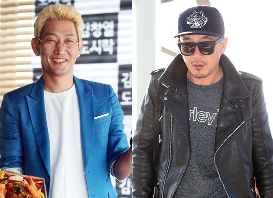 김창열(왼쪽) 이하늘 /사진=머니투데이 DB