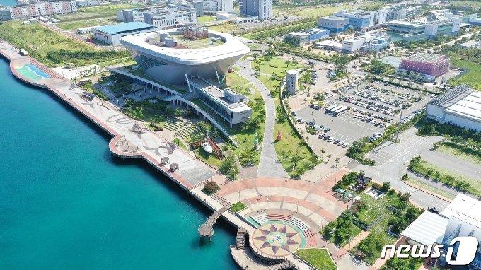 국립해양박물관 전경© 뉴스1