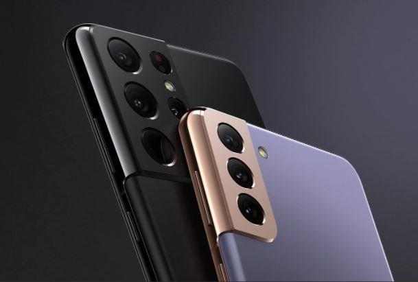 삼성전자 플래그십 스마트폰 갤럭시S21 시리즈 /사진=삼성전자
