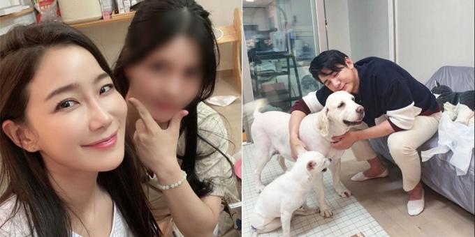 '서프라이즈' 김하영, 전남친 아내와 절친처럼 셀카