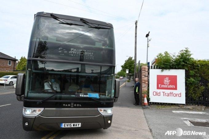 밴 훌에서 제작한 버스. /AFPBBNews=뉴스1