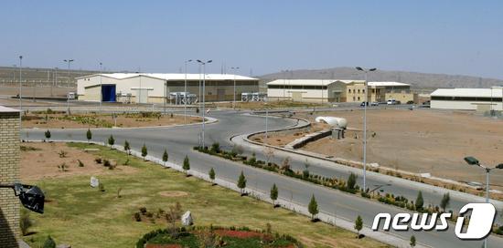 이란, 나탄즈 지하 연료농축시설 원심분리기 추가 설치