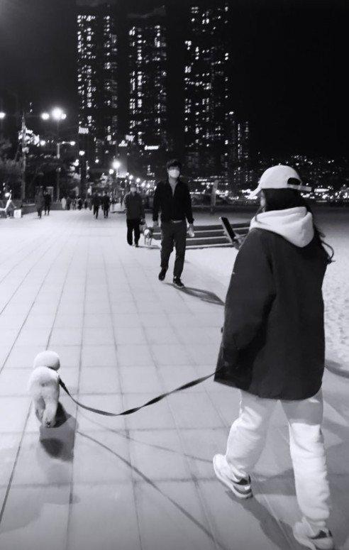 송혜교 SNS 갈무리 © 뉴스1